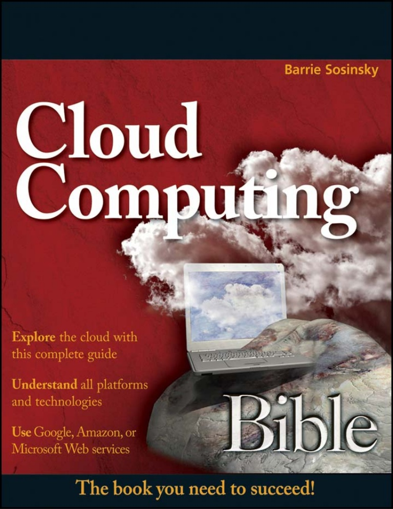 Cloud computing bible