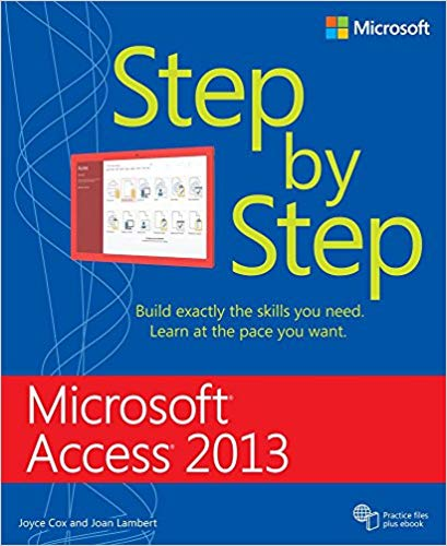 Microsoft Access 2013 Step by Step ebook