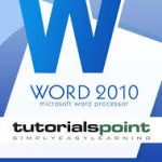 Microsoft Word processor 2010 Tutorial